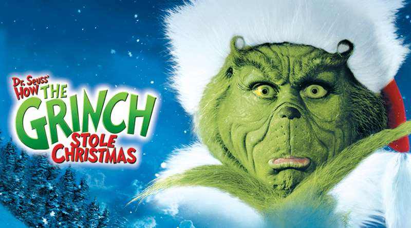 Dr Seuss, How the Grinch Stole Christmas (2000)