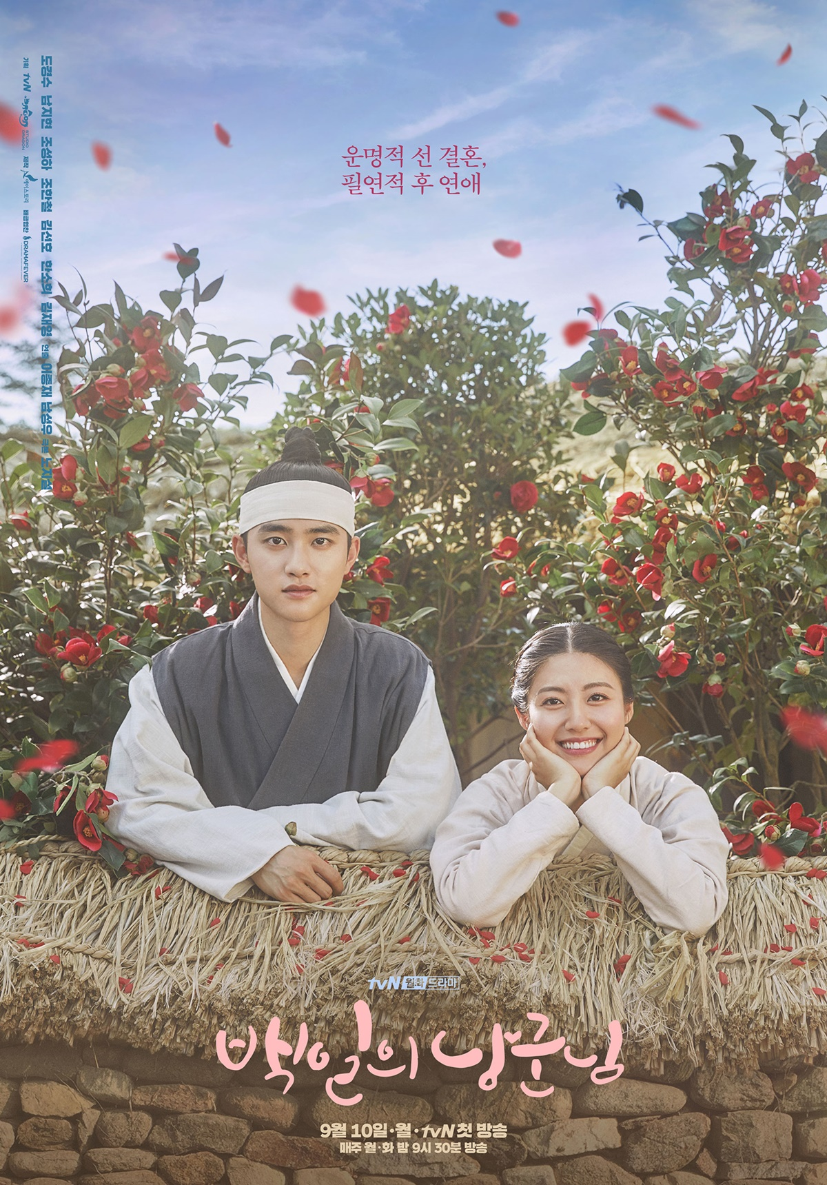 Review Drama Korea 100 Days My Prince (2018)