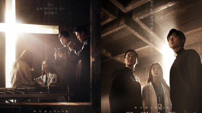 Review Drama Korea Priest (2018)