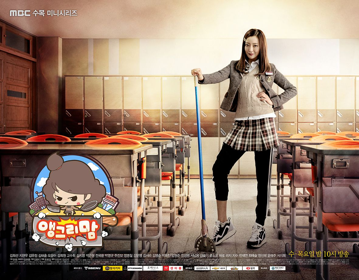 Review Drama Korea Angry Mom (2015)