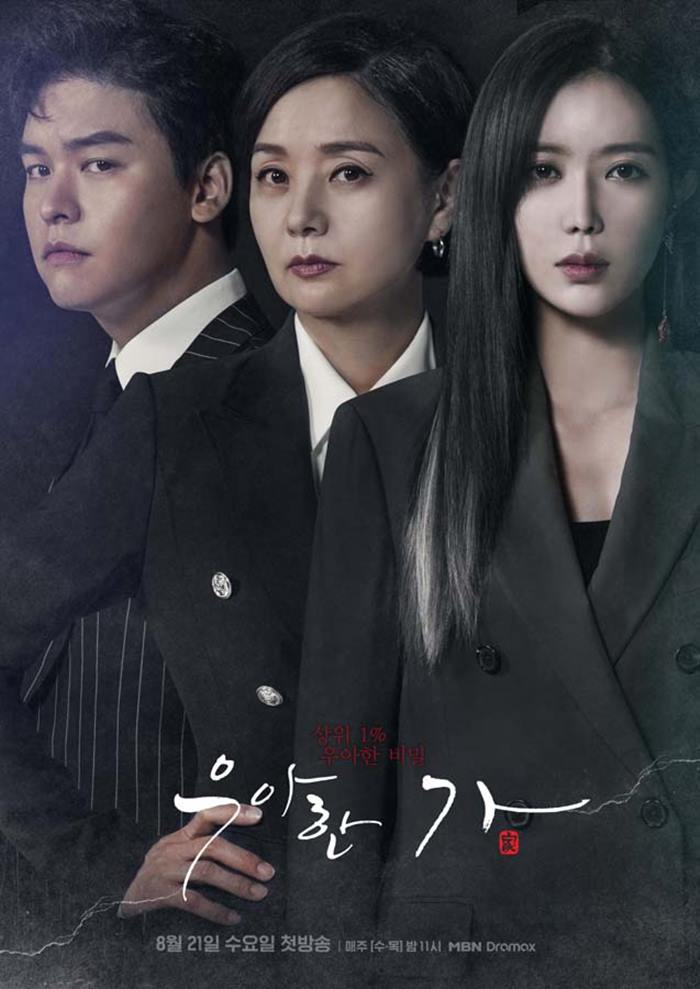 Review Drama Korea Graceful Family (2019)