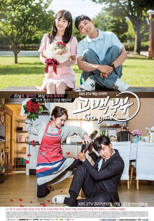 Review Drama Korea Go Back Couple (2017)