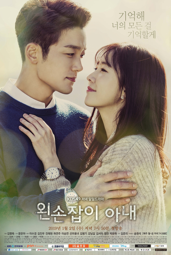 Review Drama Korea Left-Handed Wife (2019)