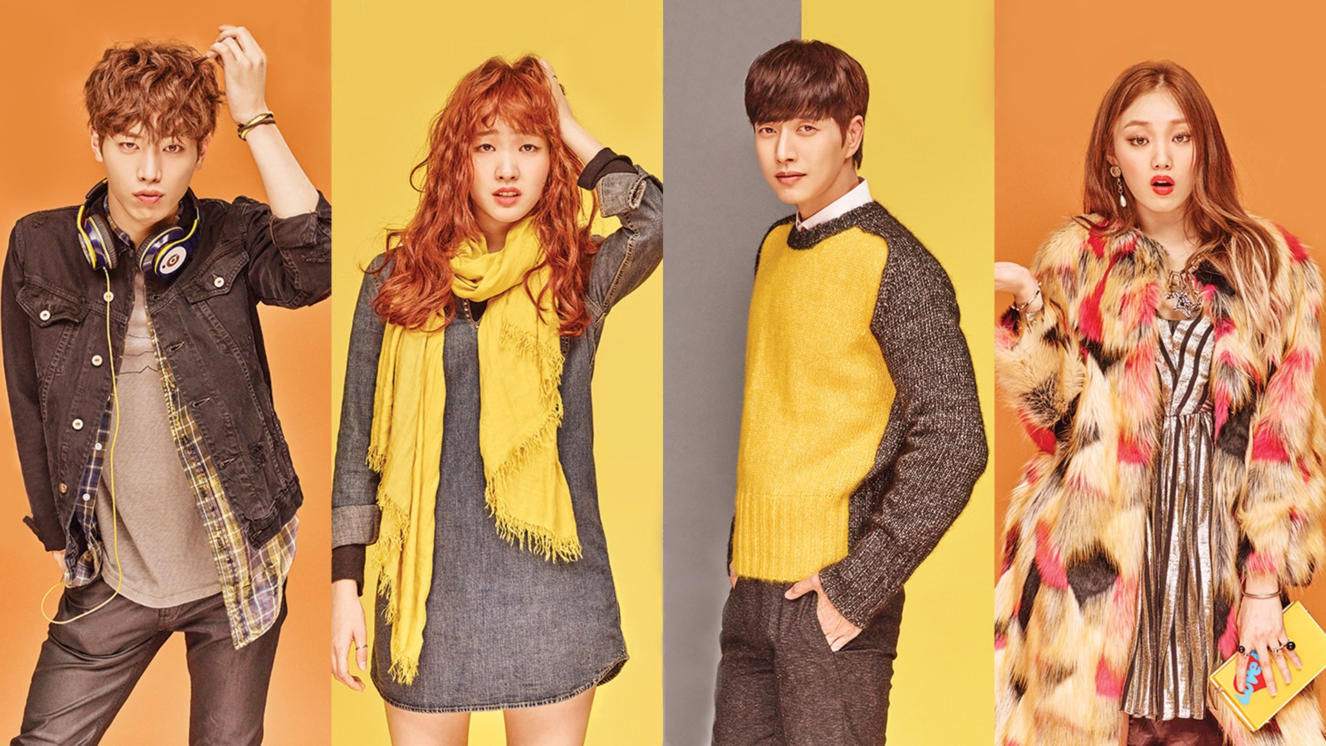Review Drama Korea Cheese in the Trap (2016)