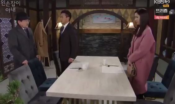 Sinopsis Drama Korea Left-Handed Wife Episode 27