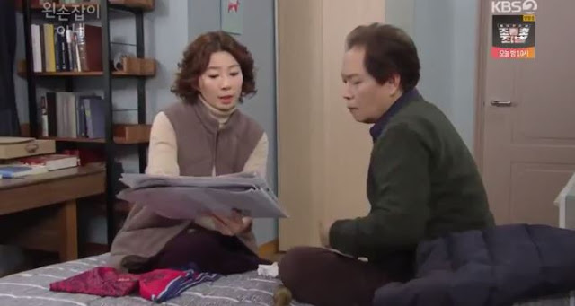 Sinopsis Drama Korea Left-Handed Wife Episode 4