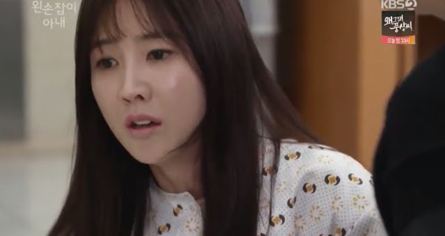Sinopsis Drama Korea Left-Handed Wife Episode 7