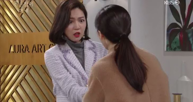 Sinopsis Drama Korea Left-Handed Wife Episode 8