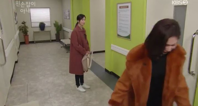 Sinopsis Drama Korea Left-Handed Wife Episode 9