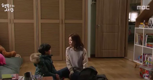 Sinopsis Drama Korea Person Who Gives Happiness Episode 15