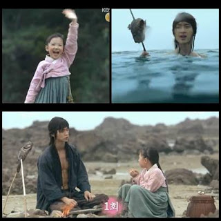 Sinopsis Drama Korea The Tale of Nokdu Episode 1