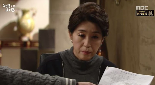 Sinopsis Drama Korea Person Who Gives Happiness Episode 26
