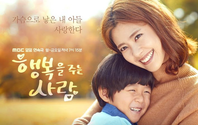 Sinopsis Drama Korea Person Who Gives Happiness Episode 30