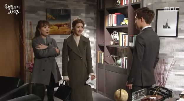 Sinopsis Drama Korea Person Who Gives Happiness Episode 33