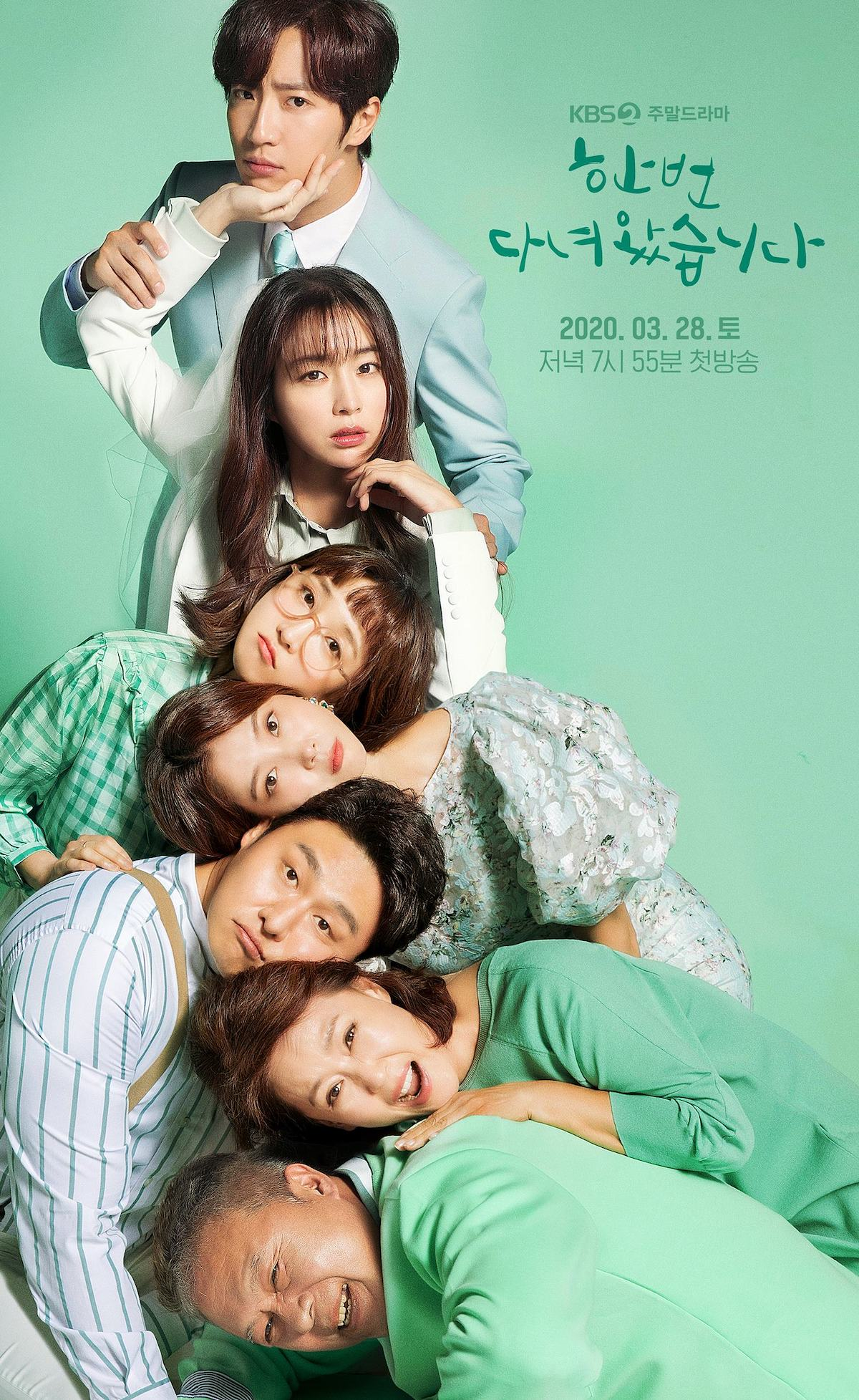 Sinopsis dan Review Drama Korea Once Again (2020)