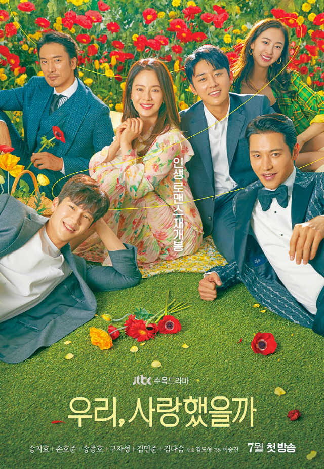 Sinopsis dan Review Drama Korea Was It Love (2020)