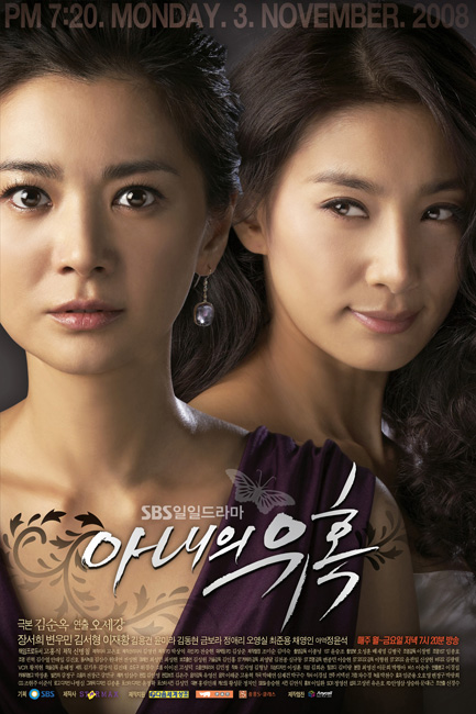 Sinopsis dan Review Drama Korea Temptation of Wife (2008)